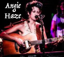 angie haze