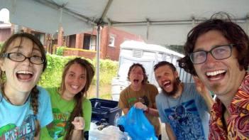 Zero Waste Square Fest 2016