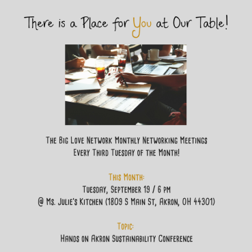 There is a Place for You at Our Table! (2)