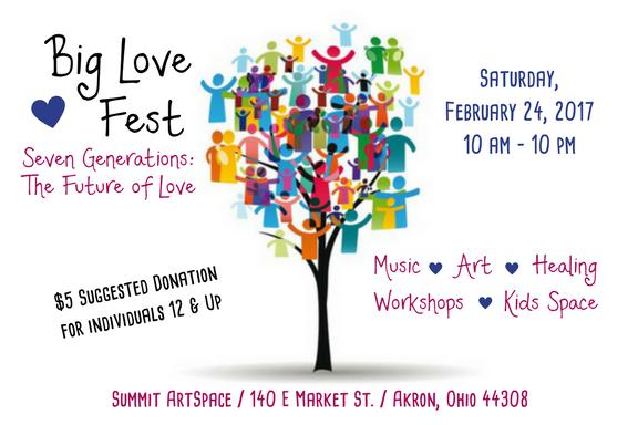 Big Love Fest_White Tree