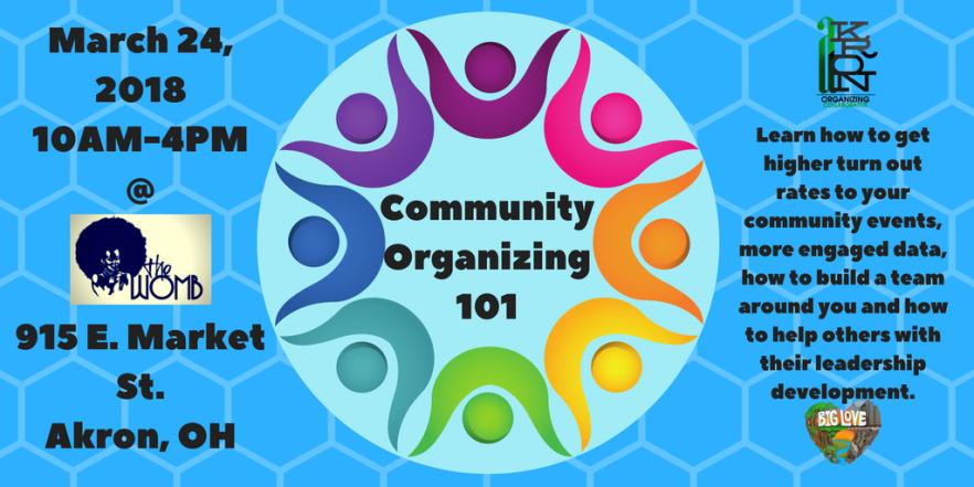 Community Organizing 101-2