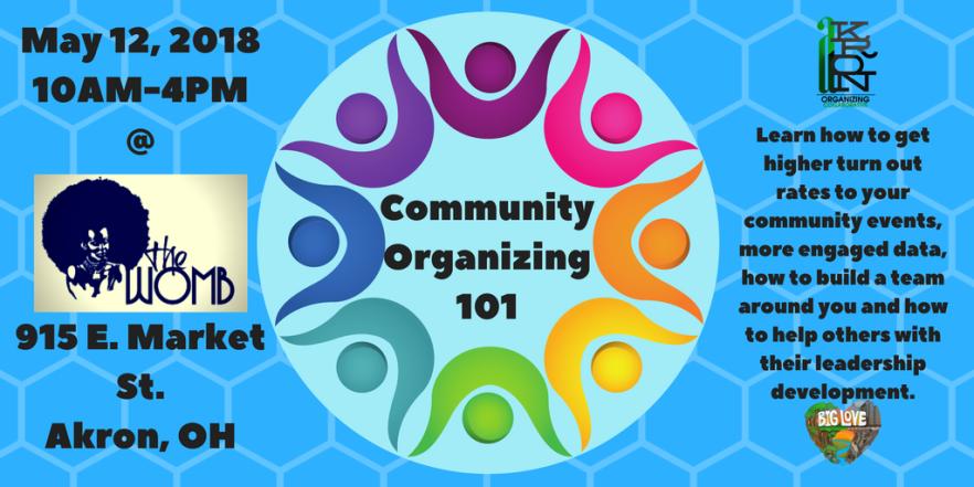 Community Organizing 101 v2
