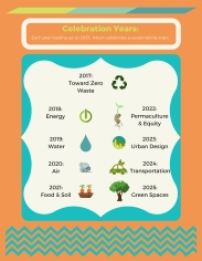 Green Leaves Border Cleaning Flyer-4